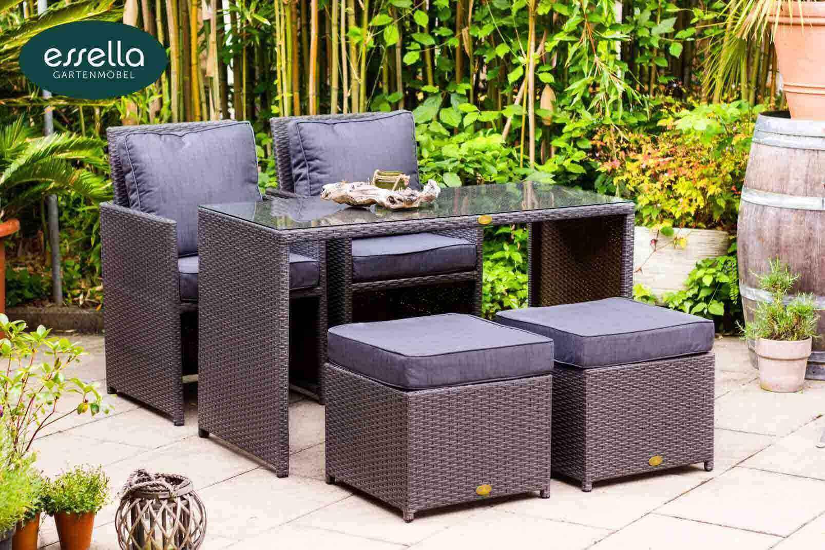 Polyrattan Möbel Für Gewerbe Hotel Und Gastronomie Gartenmodede