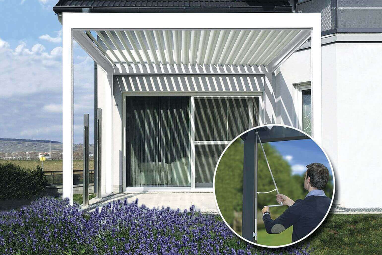hochwertiger sonnenschutz bei sonnenschirme pavillons terrassendach. Black Bedroom Furniture Sets. Home Design Ideas
