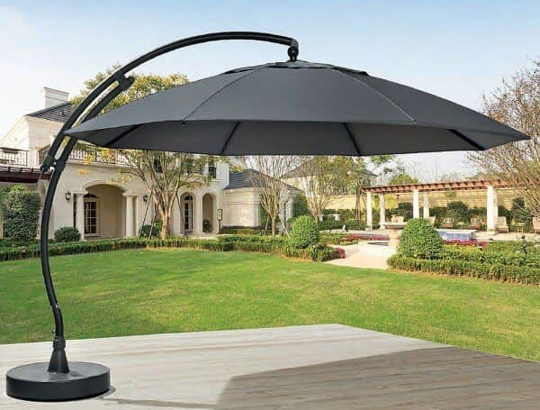 sonnenschirm easy sun parasol sun garden. Black Bedroom Furniture Sets. Home Design Ideas
