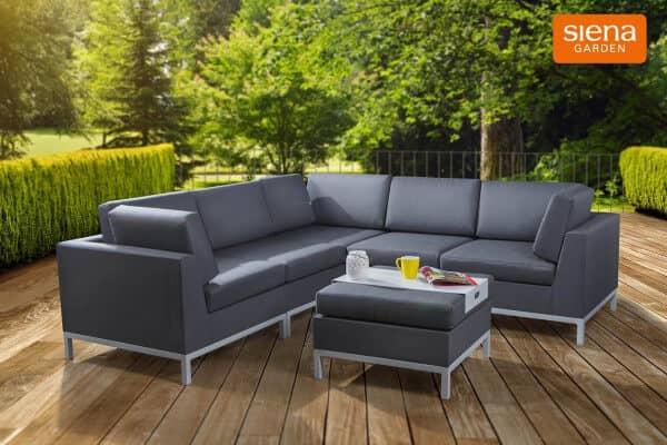 Aluminium Lounge Calino 5-Personen