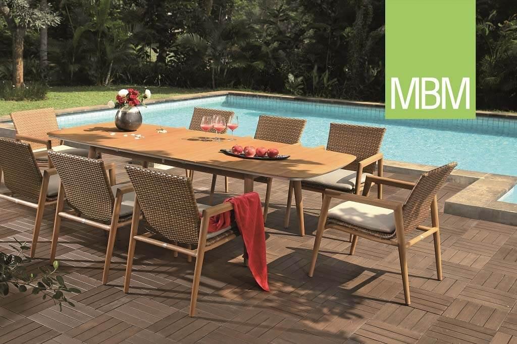 mbm mirotex twist resysta sitzgruppe virginia 8 personen too design gartenm bel. Black Bedroom Furniture Sets. Home Design Ideas