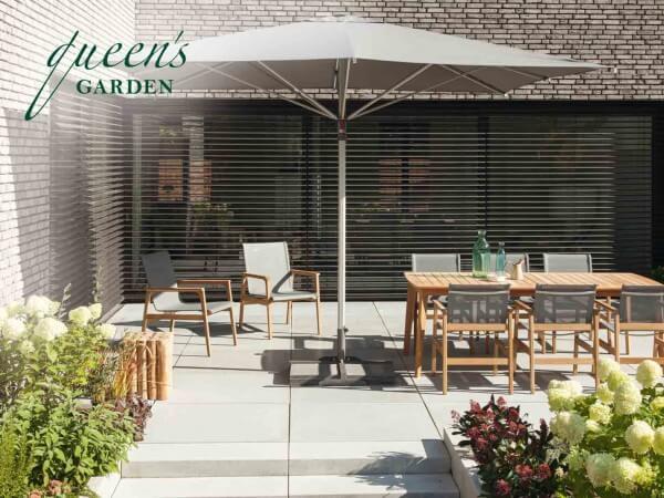 """Queen's Garden Teakholz Sitzgruppe """"Kent"""" : gartenmode.de"""