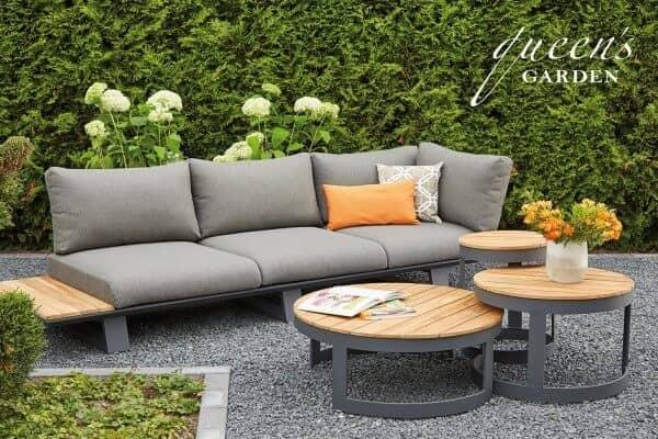 Queens-Garden-Aluminium-Talo-Lounge-3Sitzer