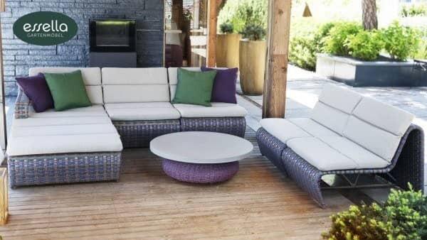 Multicolour Lounge Daytona