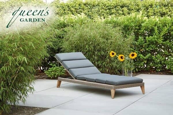 Queens-Garden-Gardino-PRO-Geflecht-Sonnenliege-Capo-Teak