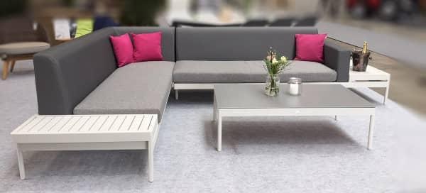 Aluminium Lounge Leana 6-Personen