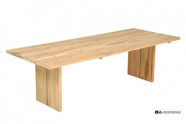 Teakholz Tisch Joie de Vivre 200x100
