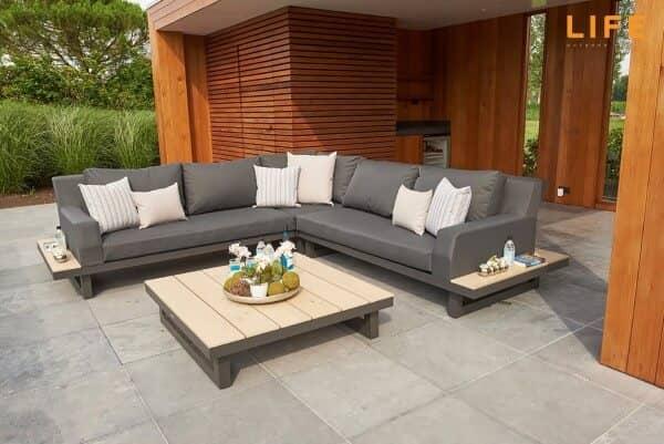 Life Aluminium Lounge Quadro