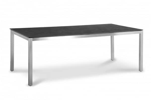 Edelstahl Tisch Marbella