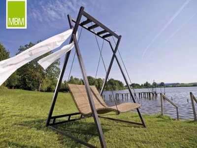 MBM Mirotex-Twist Gartenschaukel Heaven Swing | TOO-Design Gartenmöbel