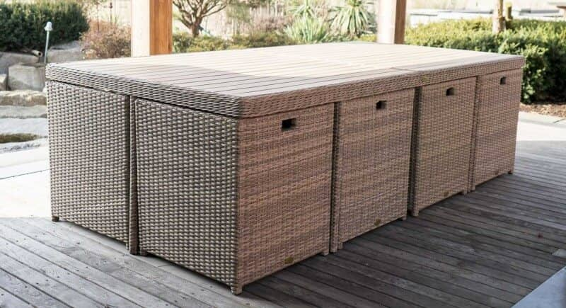terrassenm bel rattan optik sq65 hitoiro. Black Bedroom Furniture Sets. Home Design Ideas