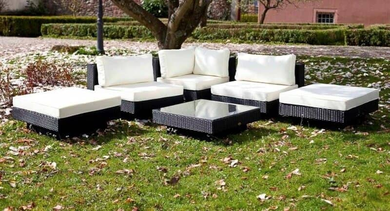 Essella Polyrattan Lounge Melbourne