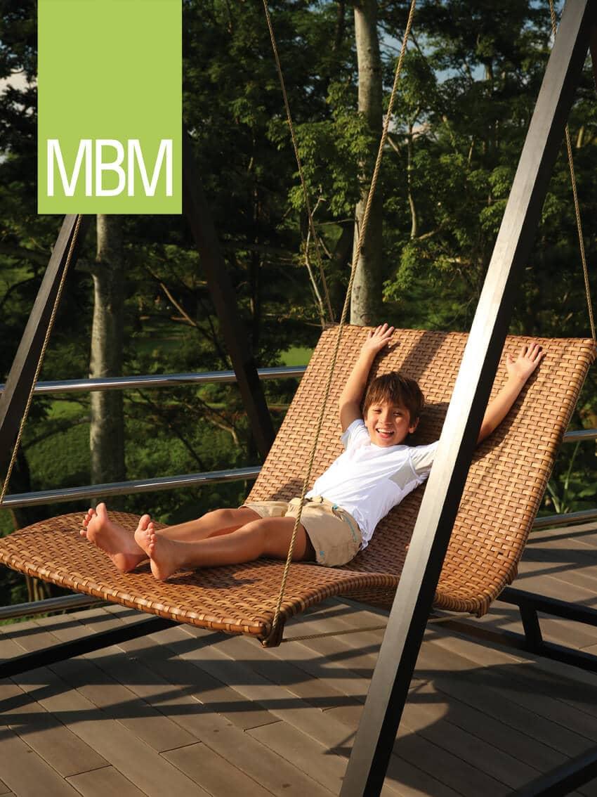 mbm mirotex gartenschaukel heaven swing too design gartenm bel. Black Bedroom Furniture Sets. Home Design Ideas