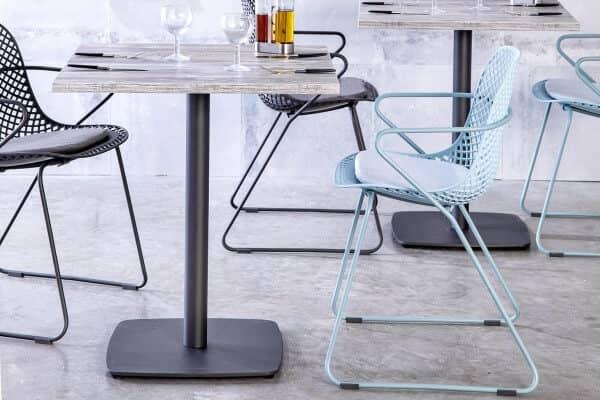Kunststoff Stuhl Ramatuelle