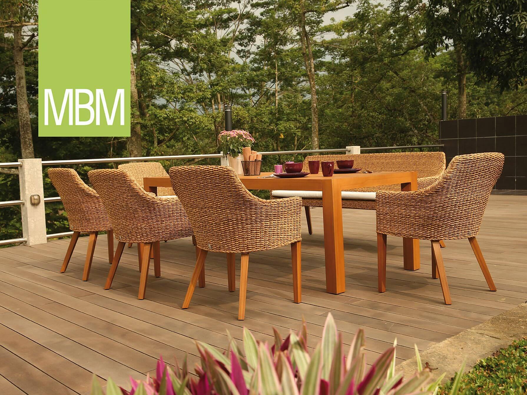 mbm mirotex twist resysta sitzgruppe tortuga twist 8 personen too design gartenm bel. Black Bedroom Furniture Sets. Home Design Ideas